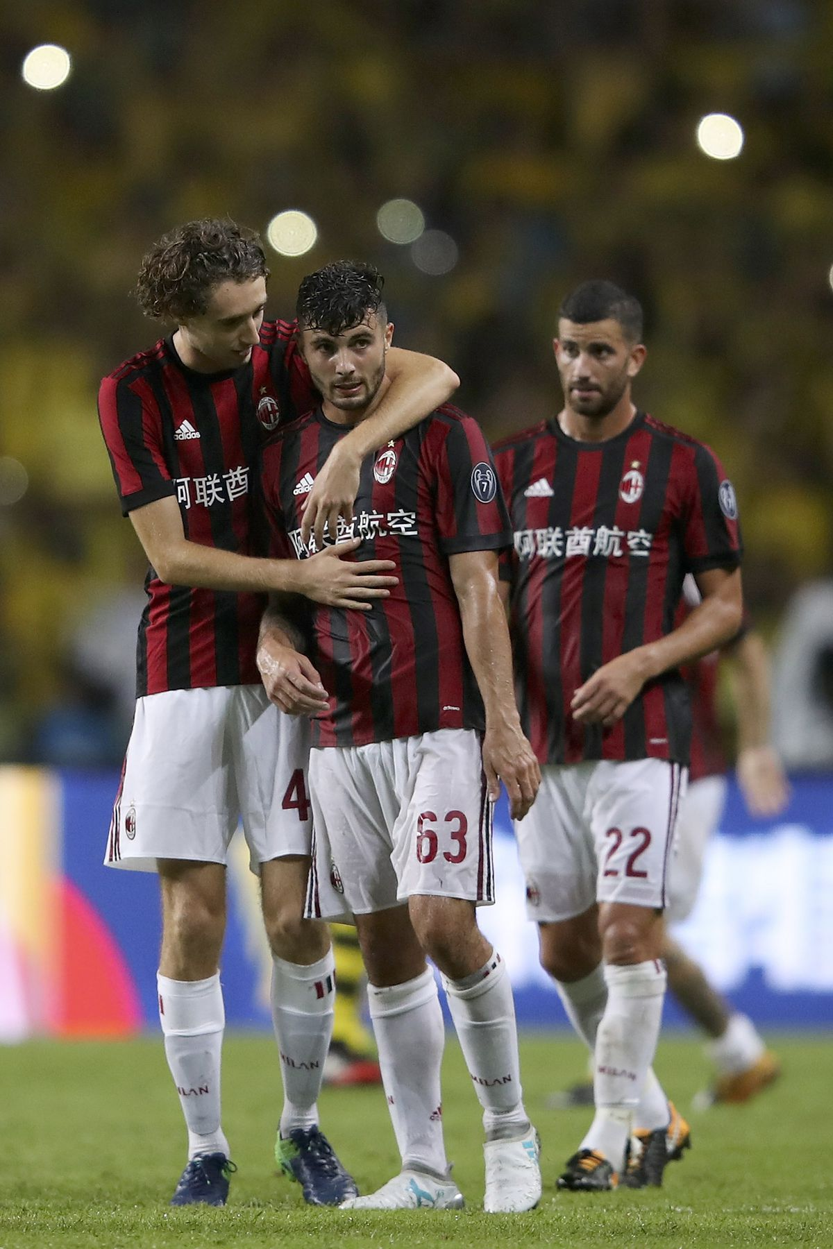 2017-18 AC Milan Season Preview: The Midfield - The AC ...