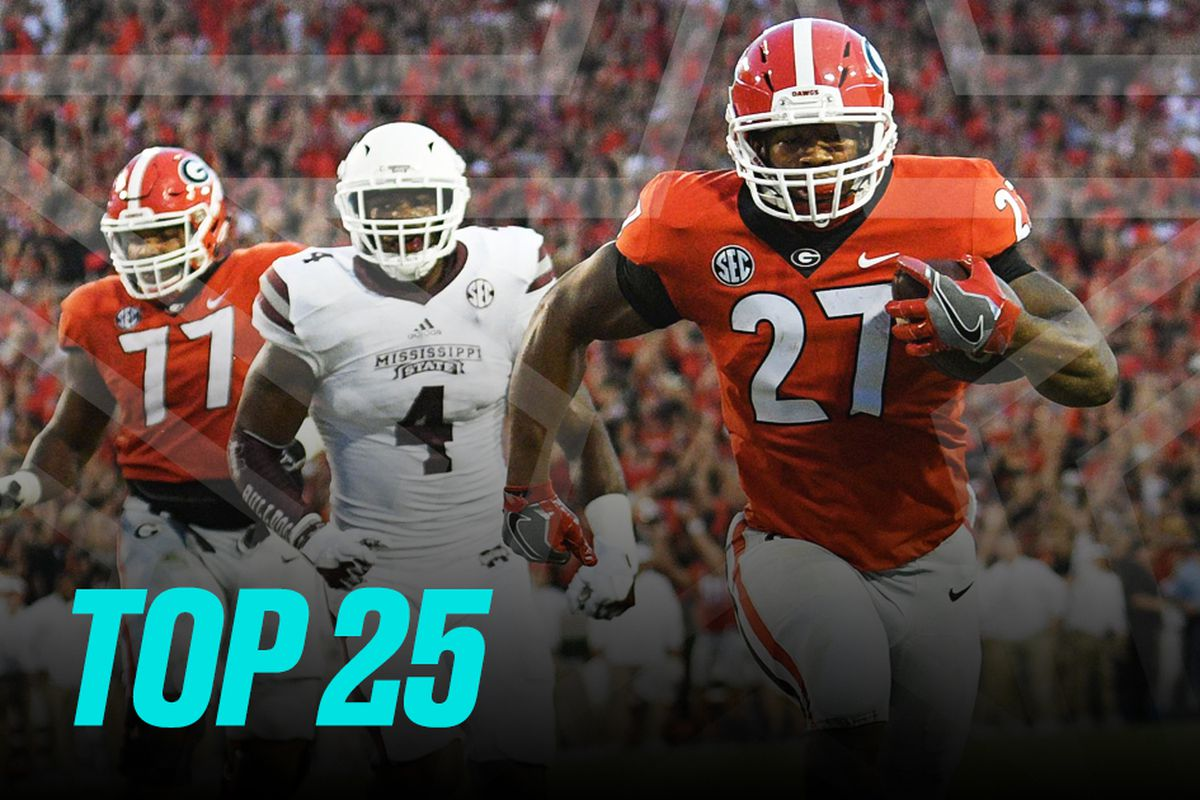 College football final scores, Week 4: Updated Top-25 ...