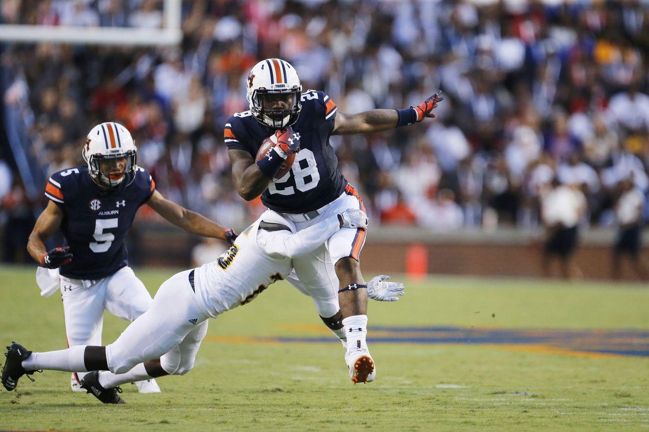 LGHL - An SEC battle between LSU and Auburn tops Week 3's ...