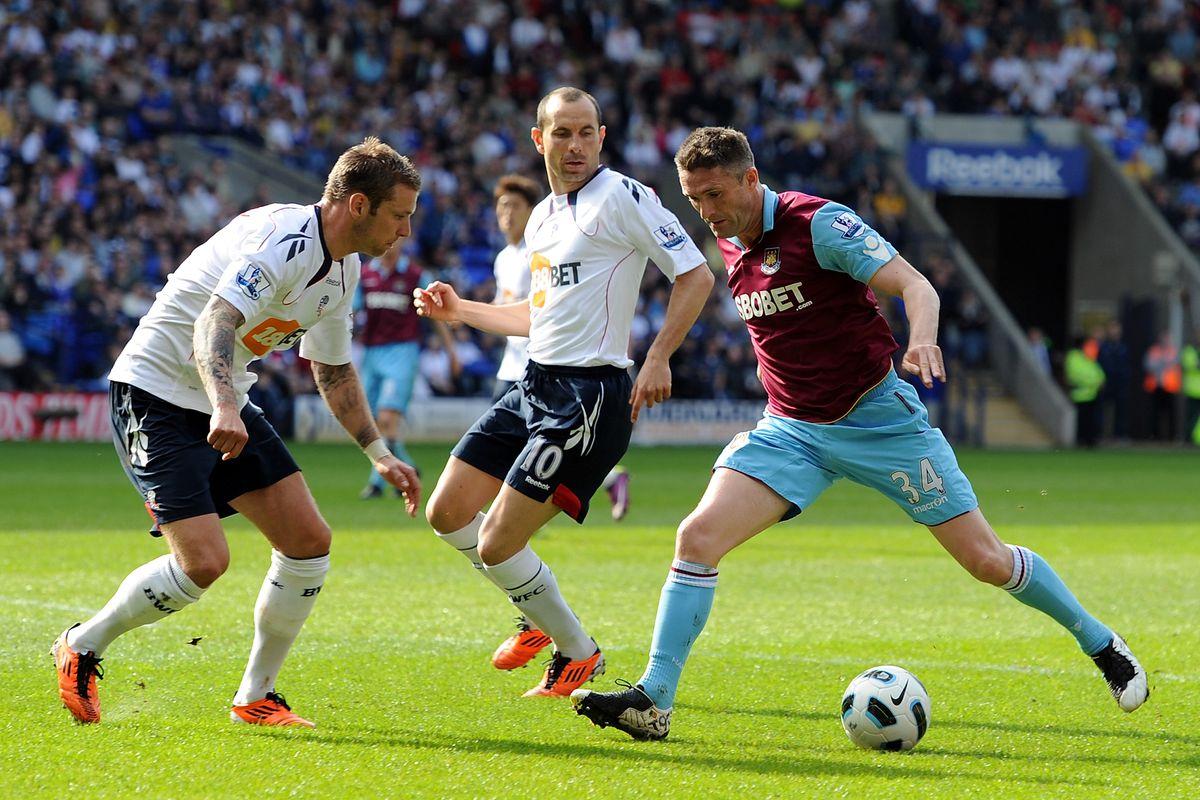 Bolton Wanderers v West Ham United - Premier League