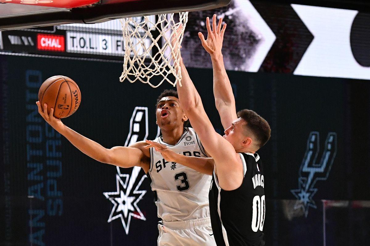 Brooklyn Nets v San Antonio Spurs