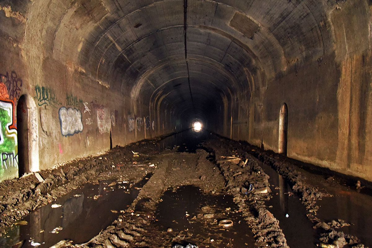 Sewer Camera For Sale >> What's Next for This Abandoned South Bronx Rail Line ...