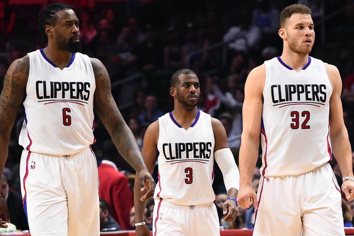 The Lob City Clippers are over, and they will be missed ...