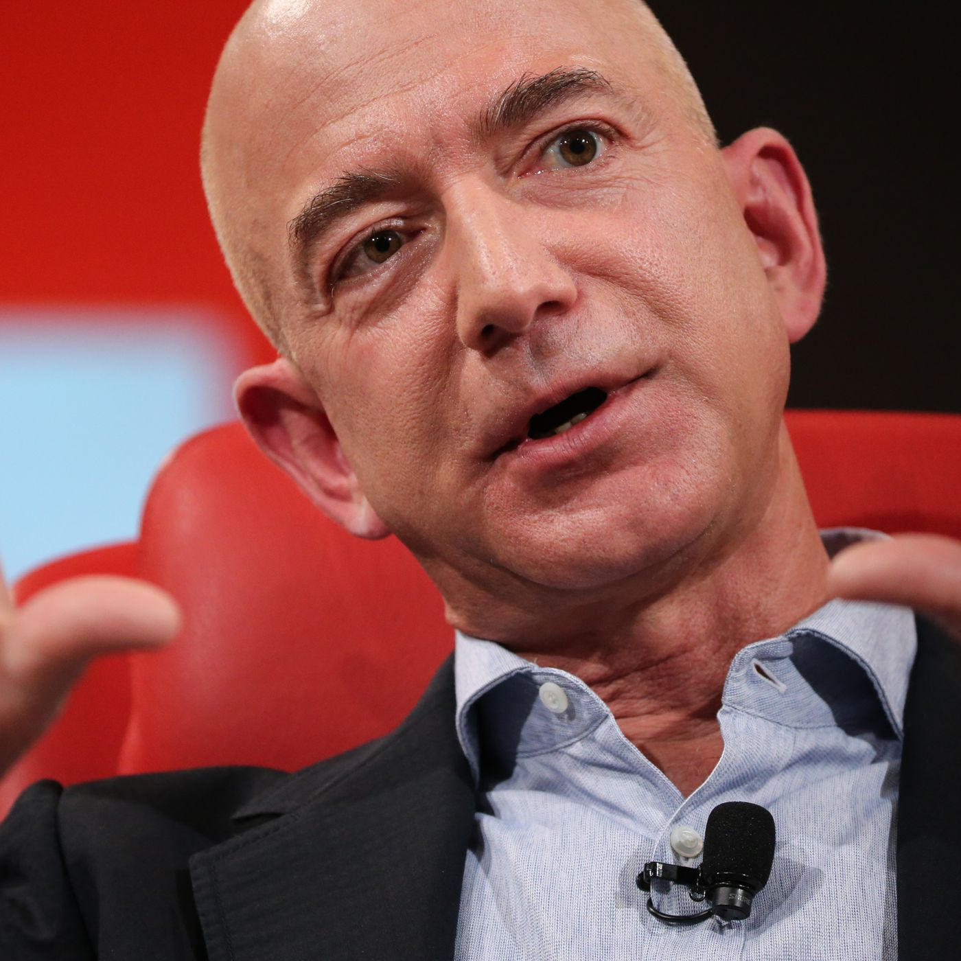 Jeff Bezos Thinks We Need To Build Industrial Zones In Space In