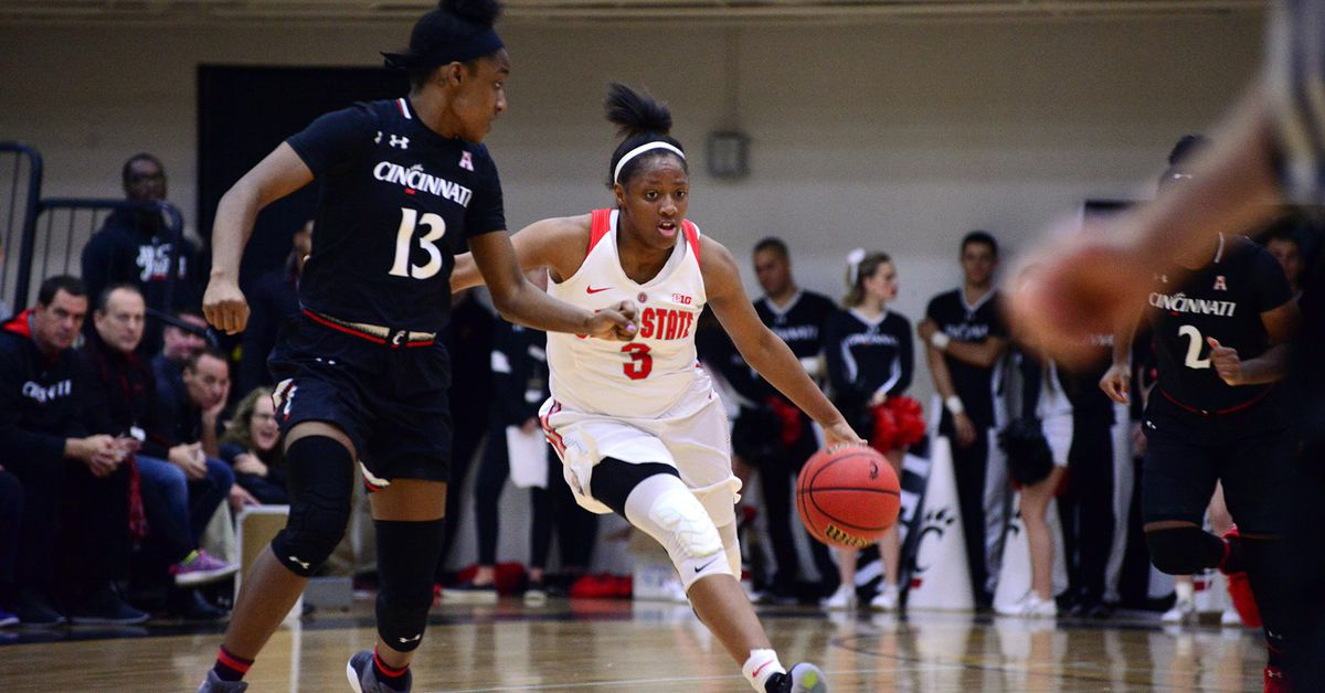 Ohio State women's basketball moves to No. 8 in AP poll ...