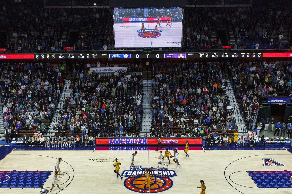 NCAA Womens Basketball: AAC Conference Tournament-East Carolina vs Connecticut