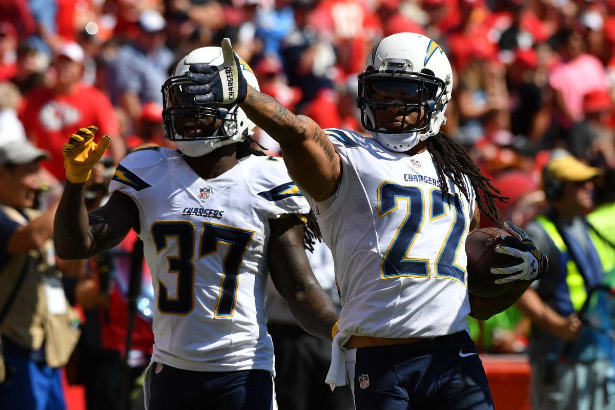 Jason Verrett Says Chargers are Best Team in Los Angeles Bolts