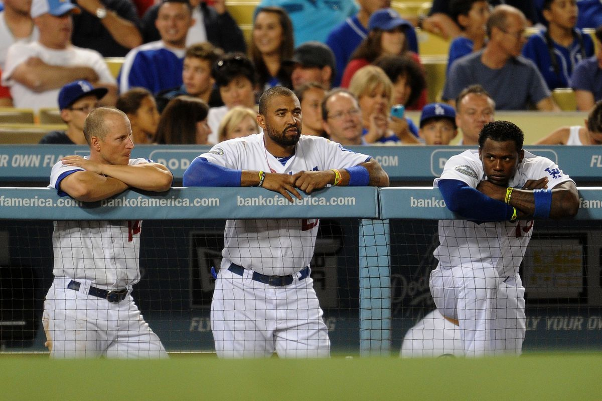Mark Ellis, Matt Kemp, and Hanley Ramirez know that there's no success like failure, and that failure is no success at all.