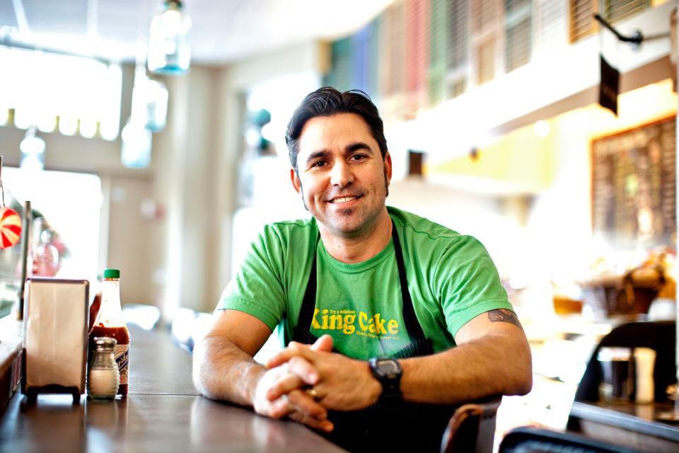 David Guas [Photo: Scott Suchman]