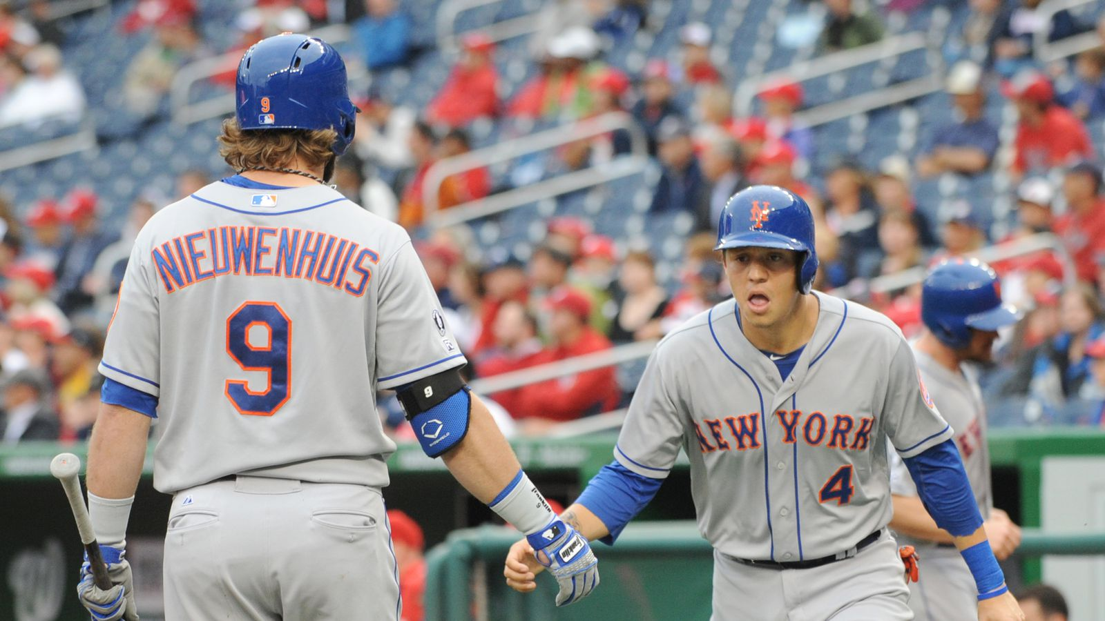 Mets tweak uniforms for 2015