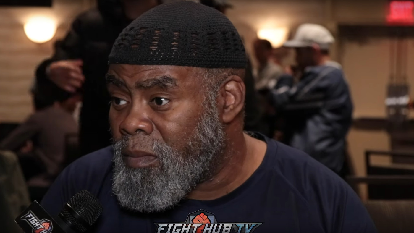 Naazim Richardson talks about fighters taking PEDs