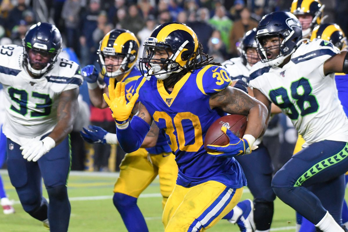 Nfl News Los Angeles Rams Release Running Back Todd Gurley Field Gulls