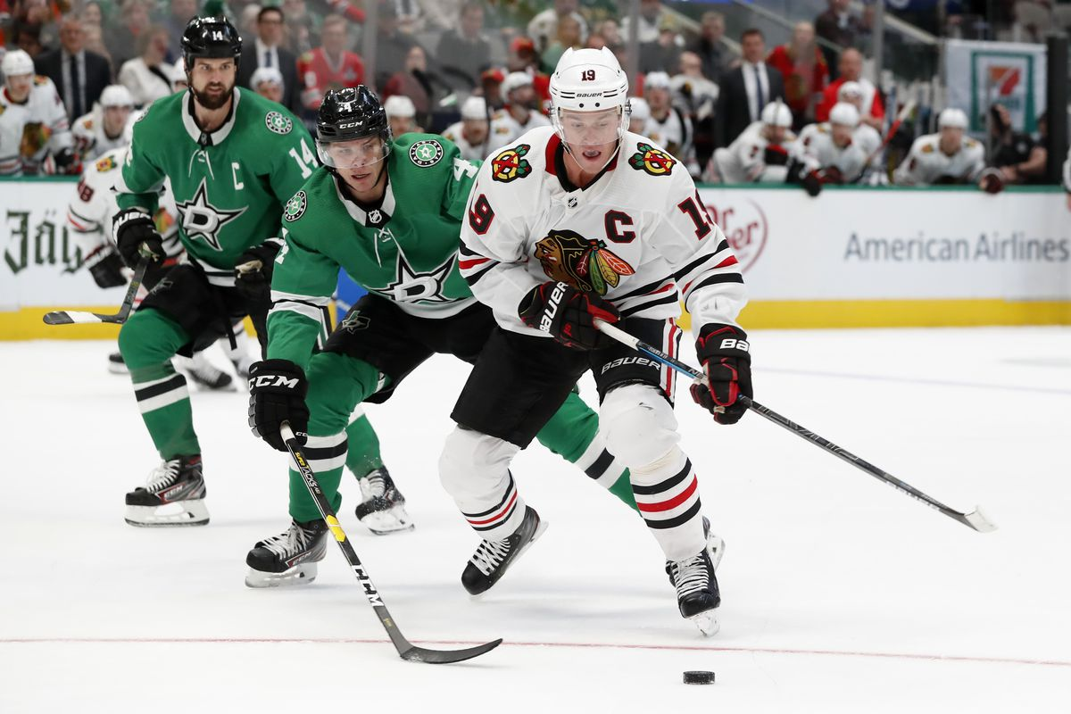 Morning skates and warmups offer Blackhawks preview of game readiness — but they can be deceiving