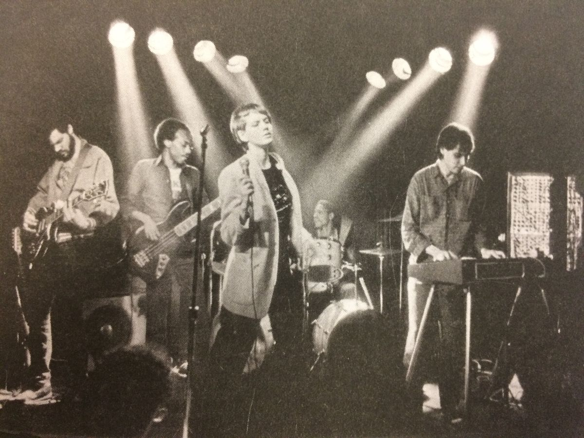 Bob Boilen Far Right Plays With His Band Tiny Desk Unit In The Late 1970s Your Song Changed My Life
