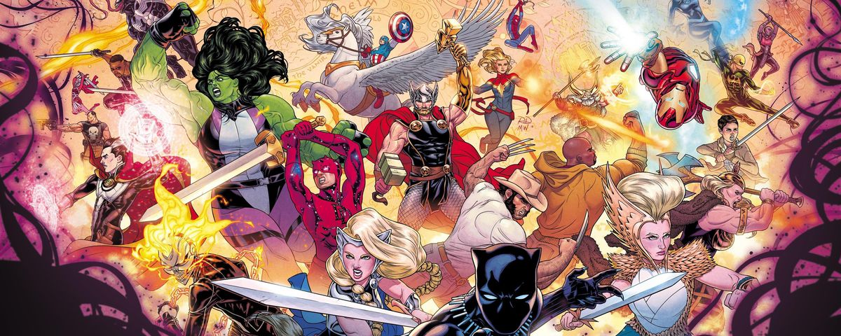 War of the Realms promo art