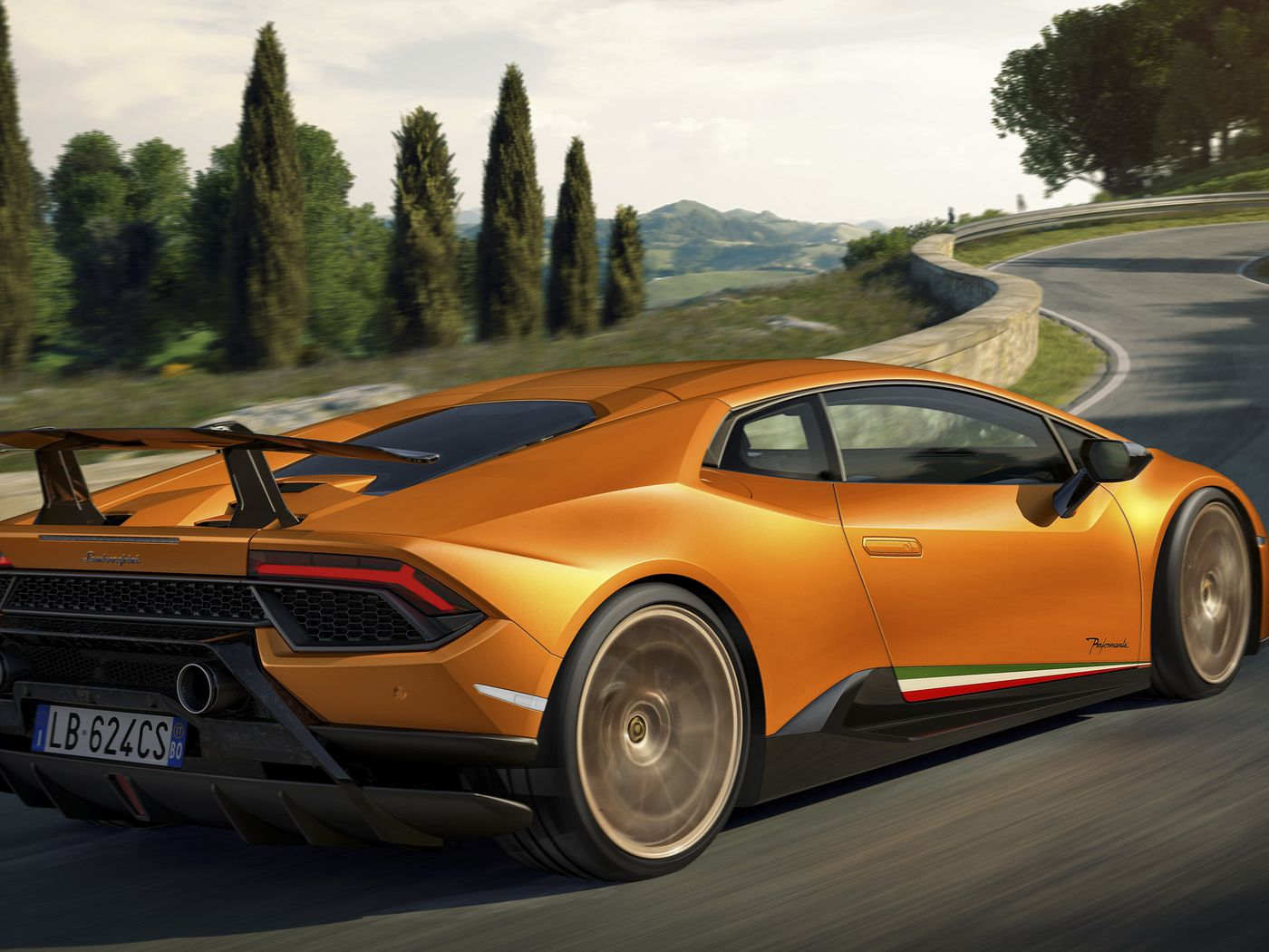 This Lamborghini Is The Fastest Production Car Ever To Lap The