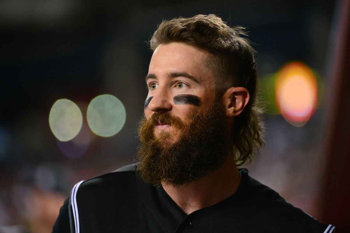 Colorado Rockies Place Outfielder Charlie Blackmon On