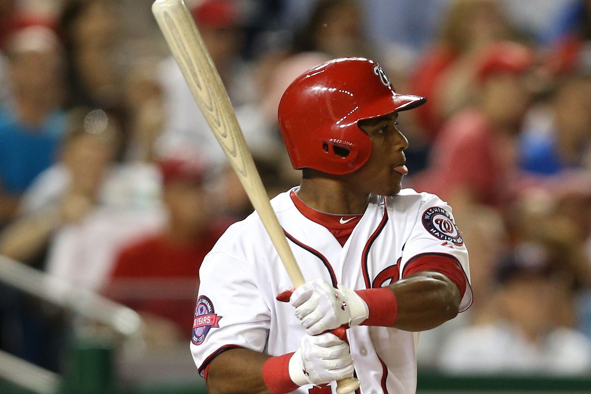 After getting a surprising callup Tuesday, Wilmer Difo notched his first big league hit in a 7-6 win over the Yankees. Were the Nats too aggressive in calling him up?