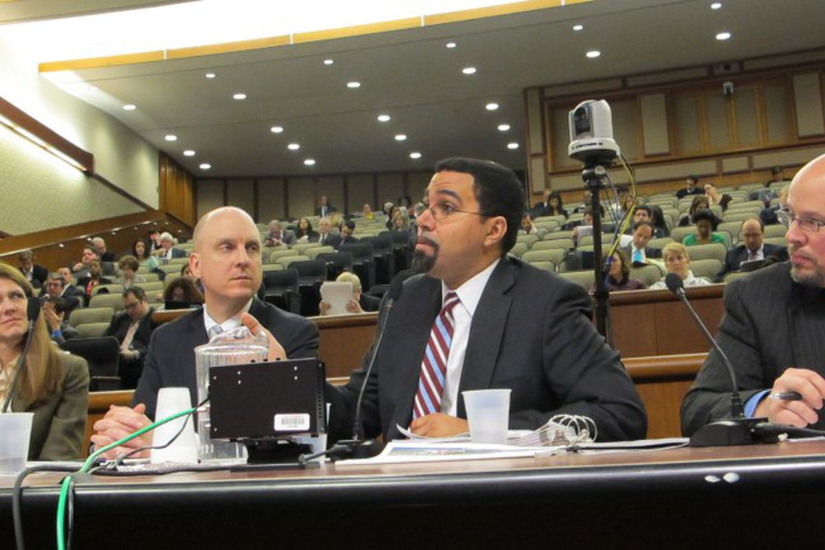 State Education Commissioner John King was on a committee that recommended changes to the state's Common Core rollout.