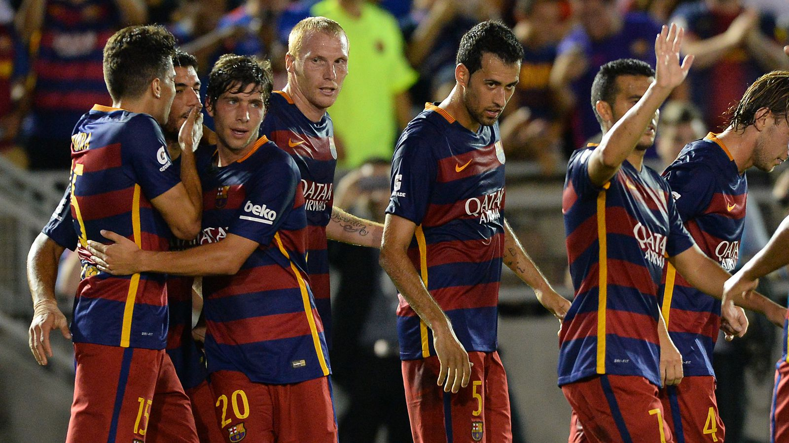 Supercopa de España: Athletic Club vs FC Barcelona: Match ...