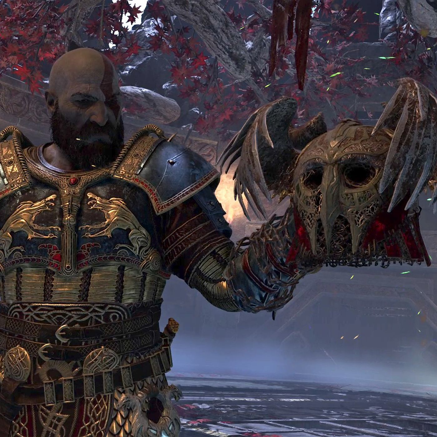 God of War Valkyrie guide: How to beat Geirdriful in the