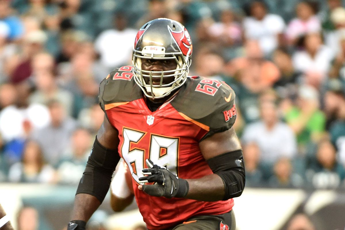 online store 52678 bf968 Demar Dotson Is Cleared To Practice - Bucs Nation