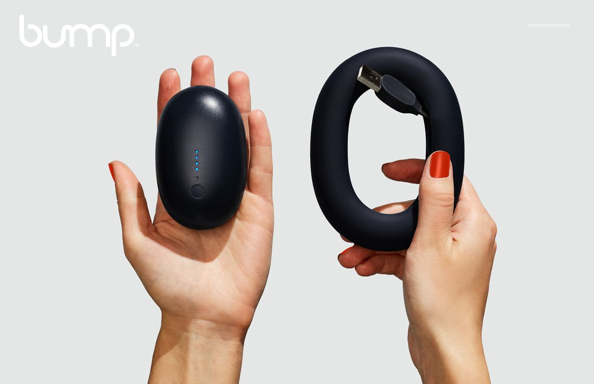 Bump USB charger