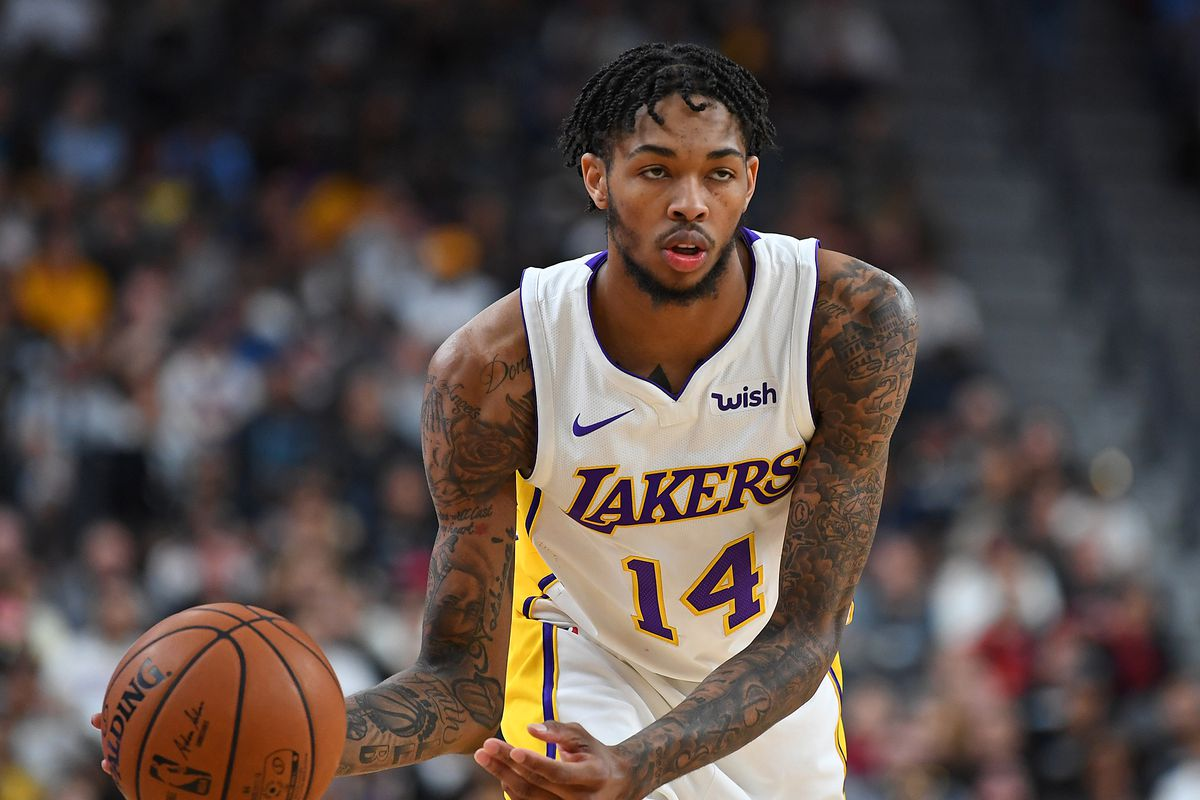 best loved 1beaa a0353 Lakers vs. Sixers: Brandon Ingram is the future star of the ...