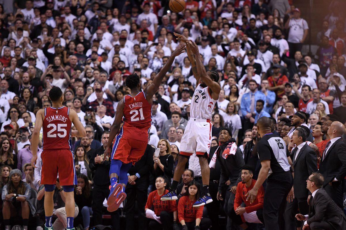 NBA: Playoffs-Philadelphia 76ers at Toronto Raptors