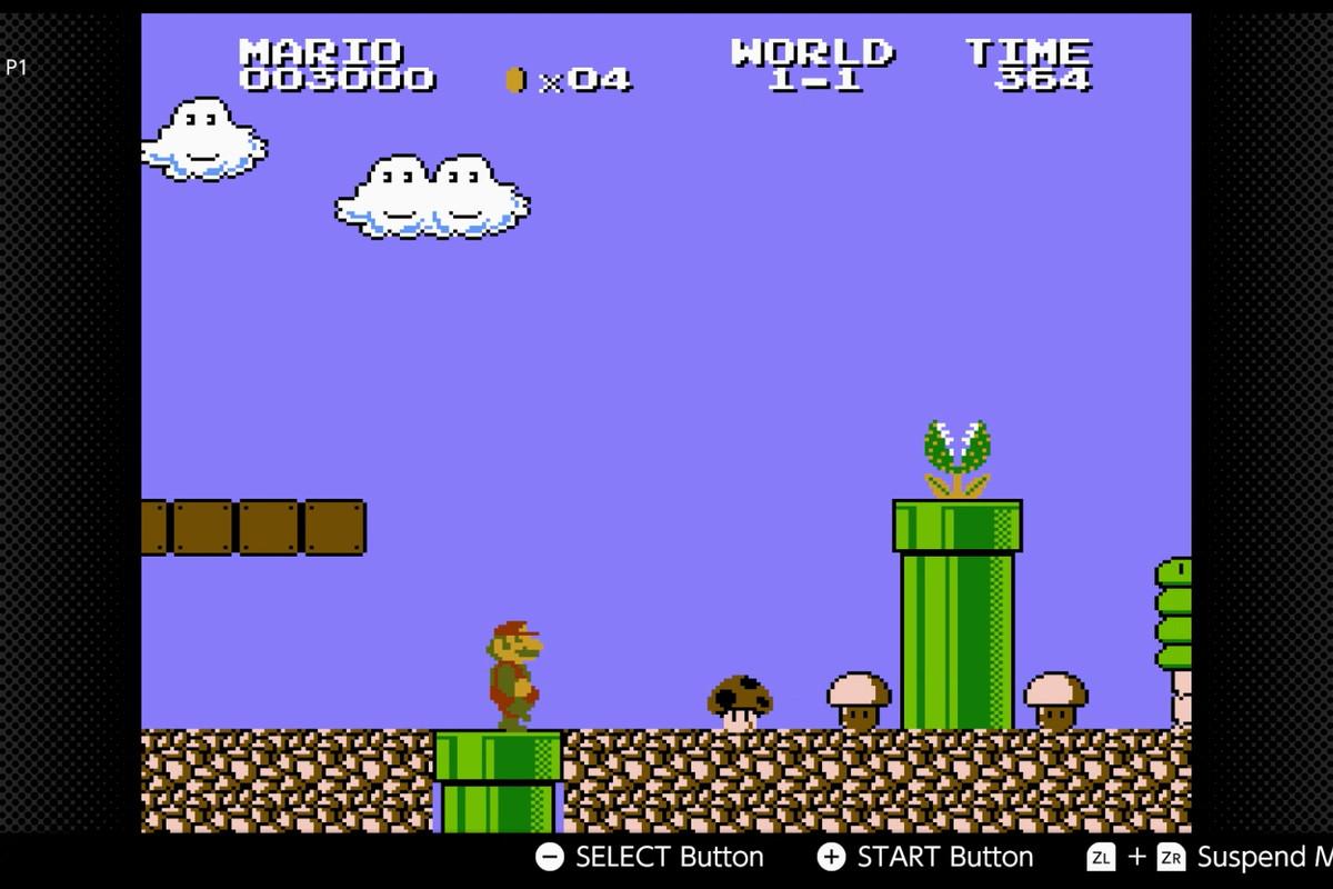 Play Super Mario Online