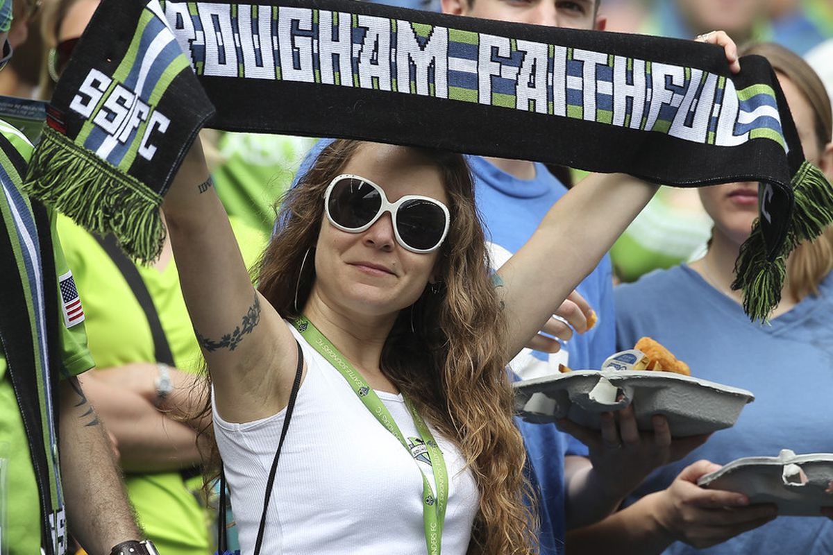 You Faithful, You Supporters, You Sounders at Heart -  What is your desire?