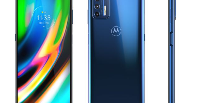Motorola's new budget phone leaks with 64MP camera and 5,000mAh battery