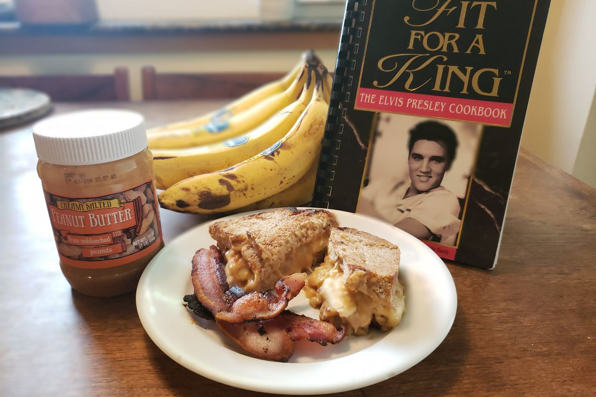 I Can T Help Falling In Love With Elvis Cookbooks Eater