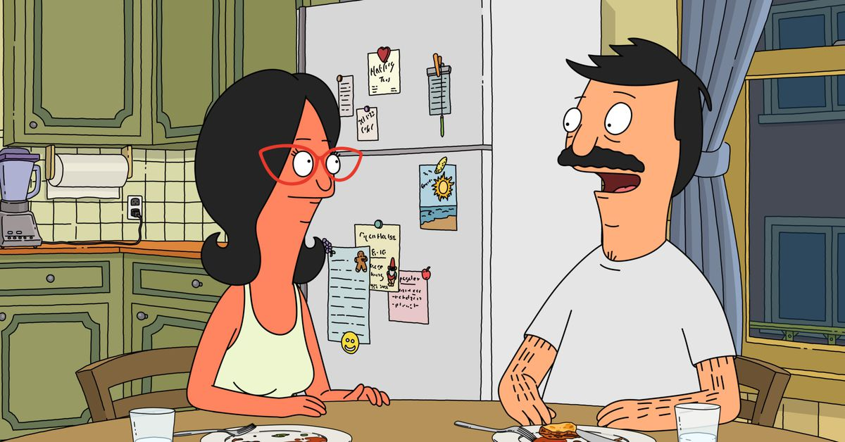 Bob and Linda Belcher are my marriage goals