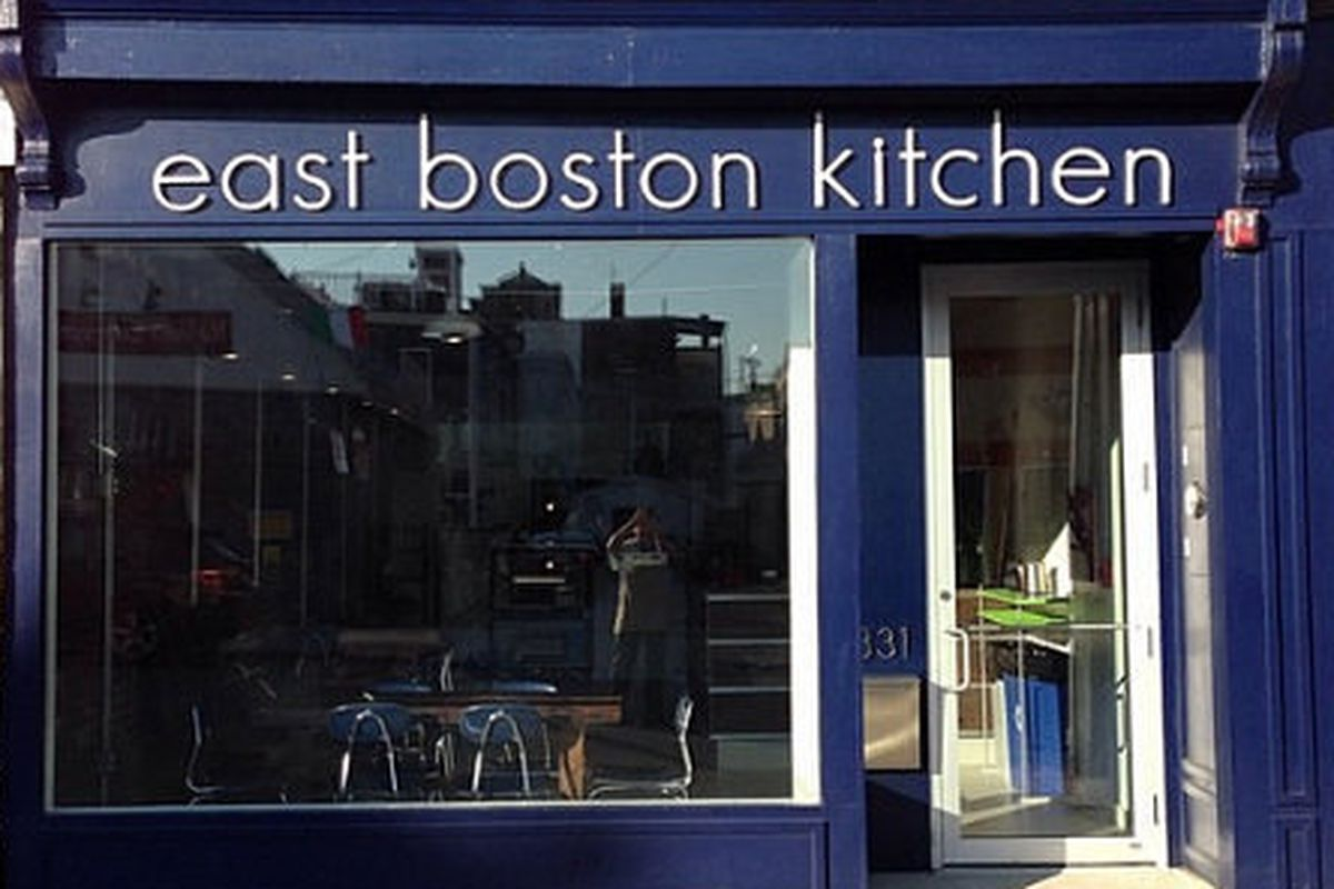 Photo East Boston Kitchen Instagram