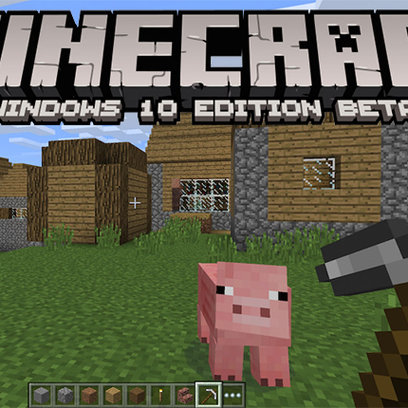 Minecraft adds cross-platform play so Windows 12 players can build