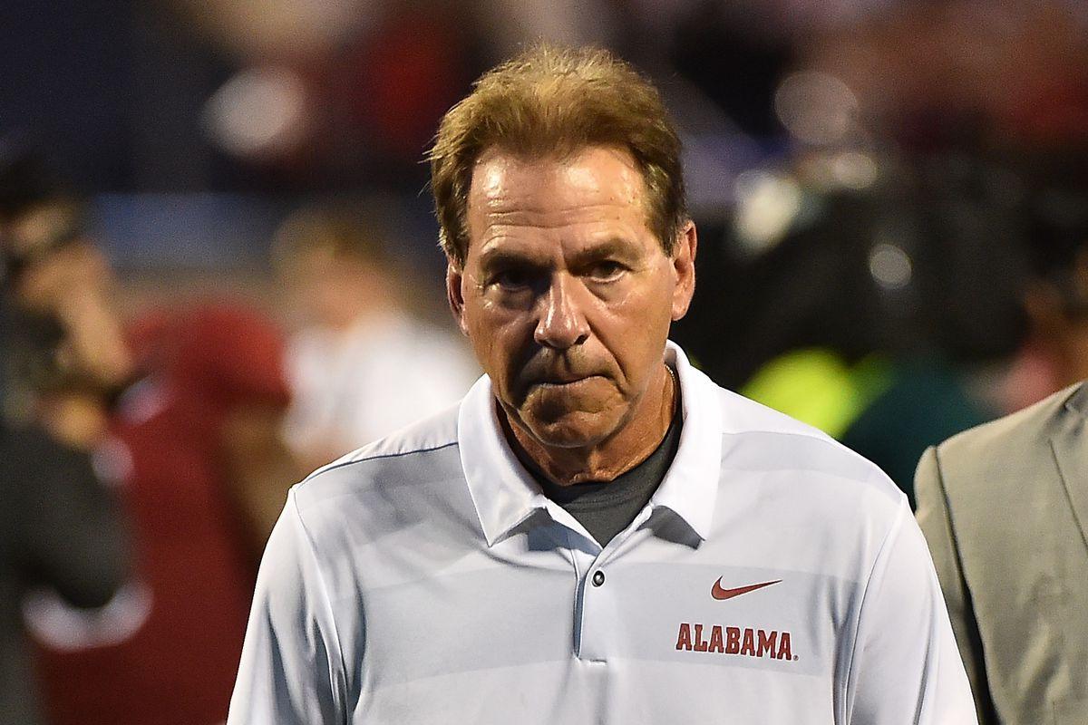 NCAA Football: Louisville at Alabama