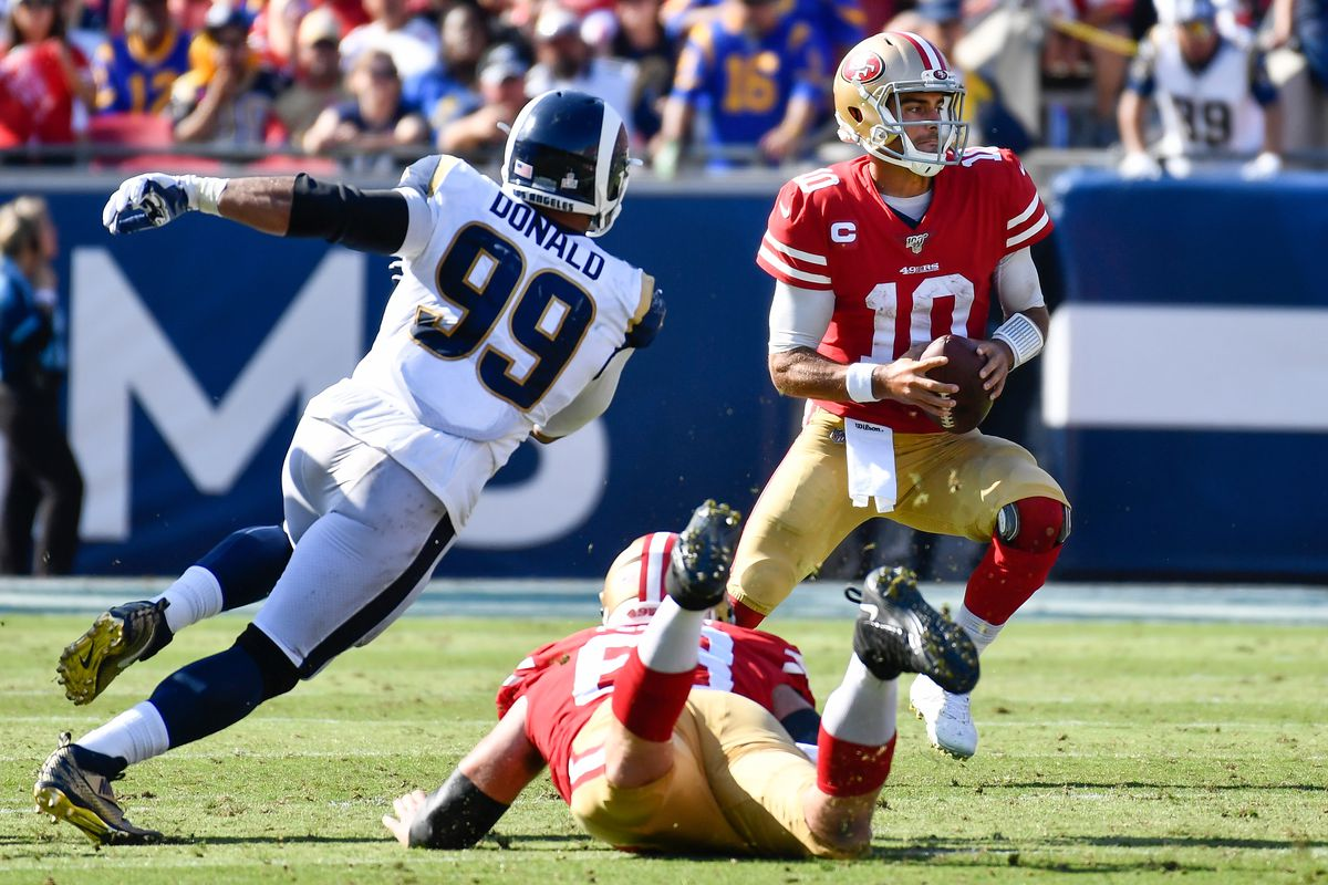 49ers vs Rams Odds and Predictions