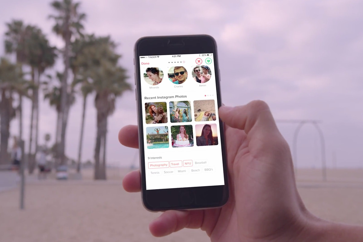 Tinder Parent Company Match Group Is Now Public The Verge