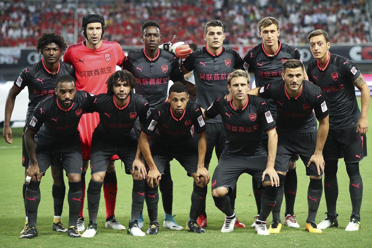 FC Bayern v Arsenal FC - 2017 International Champions Cup China