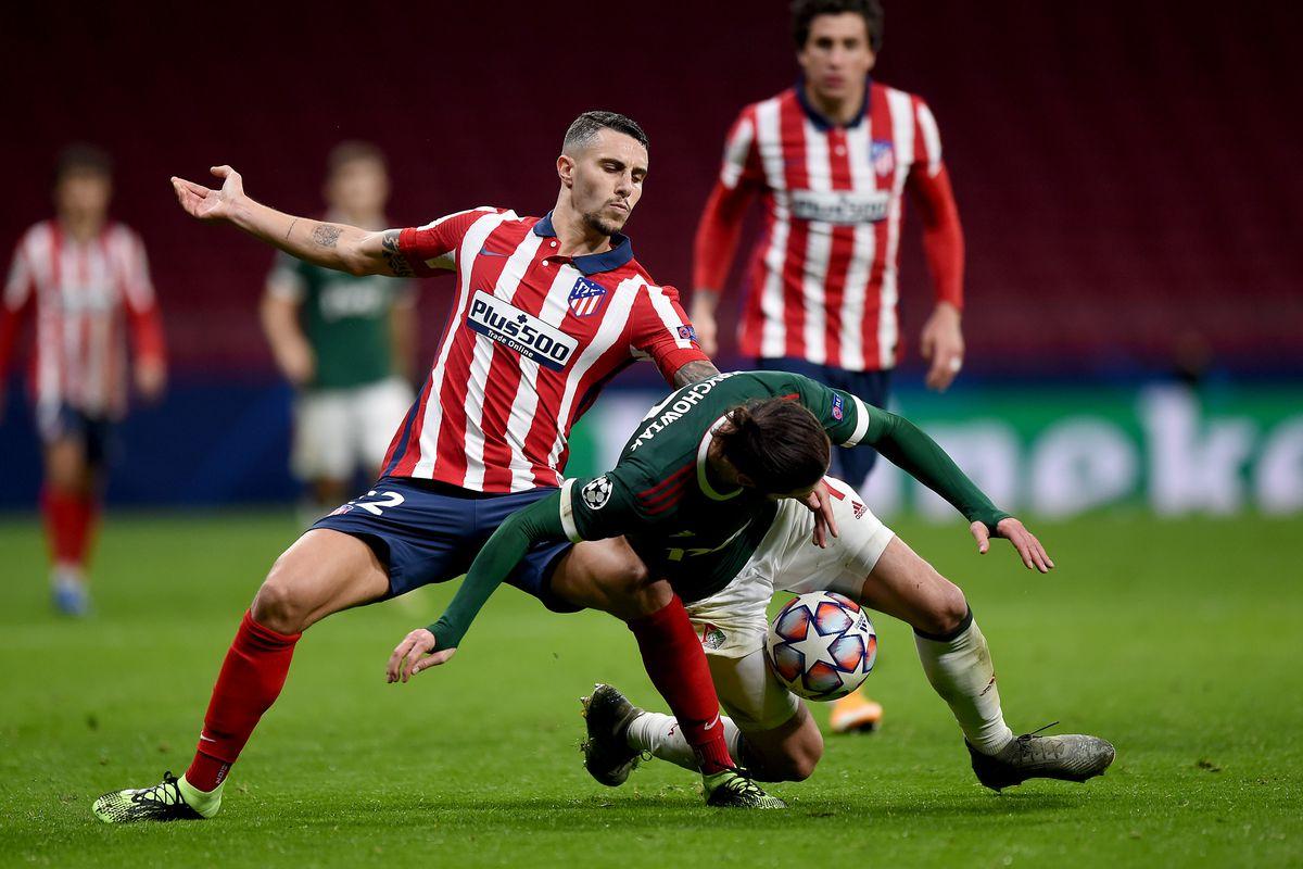 Best 10 Atlético Madrid Vs Lokomotiv Moskwa