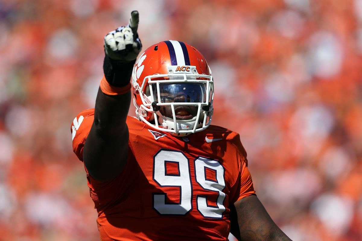 new style 5ea43 25ebf Bengals sign Clemson DT DeShawn Williams - Cincy Jungle
