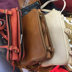 Madewell crossbody bags, $90