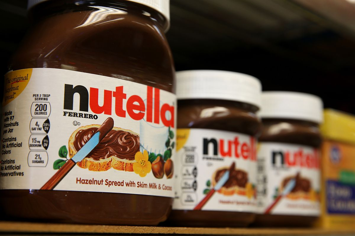 Nutella Shortage Possible As Weather In Turkey Wipes Out 70 Percent Of Hazelnut Crop