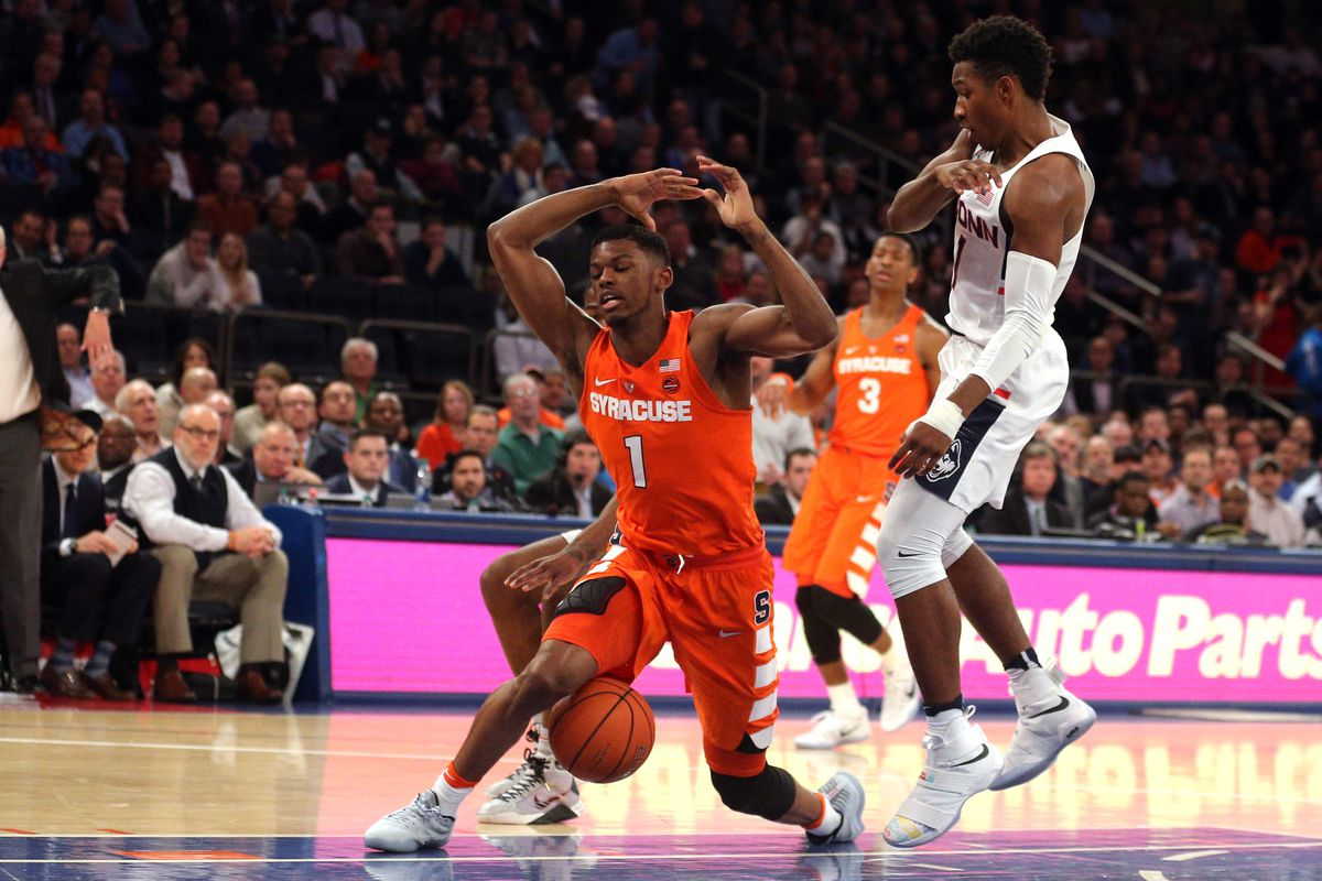What S Caused Syracuse Basketball S Recent New York City