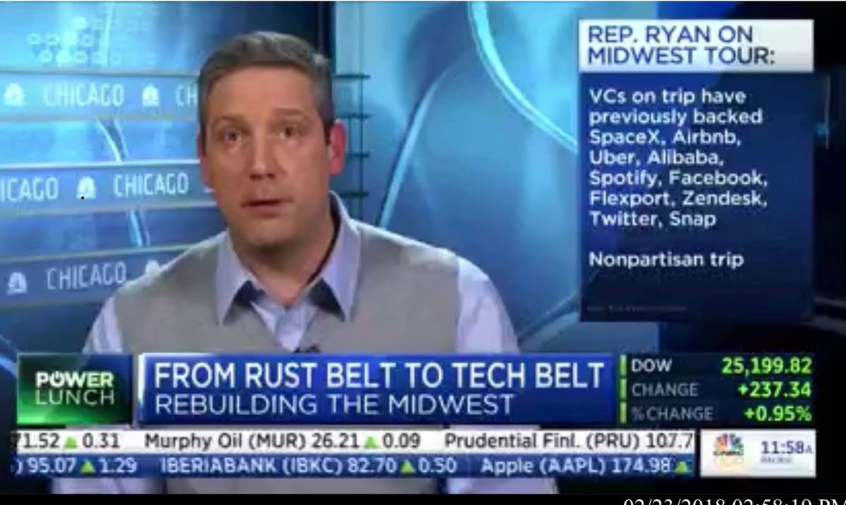 What this Silicon Valley VC learned on the 'Rust Belt Safari' | Tech News 2