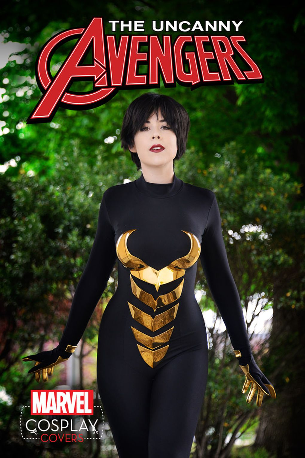 Marvel Comics reveals 20 amazing cosplay-based covers ...
