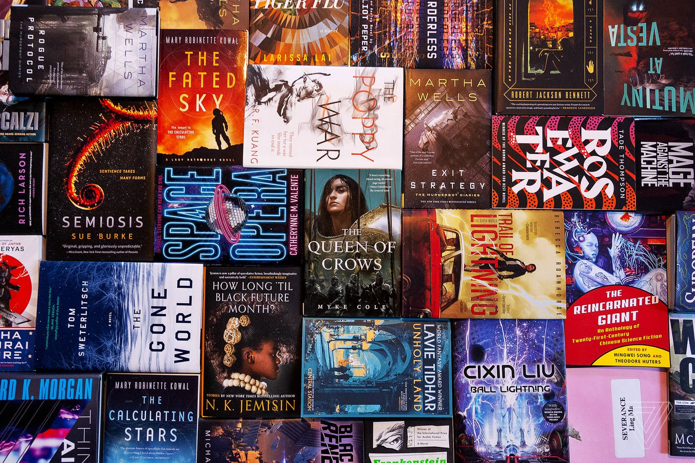 Our favorite science fiction and fantasy books of 2018 The
