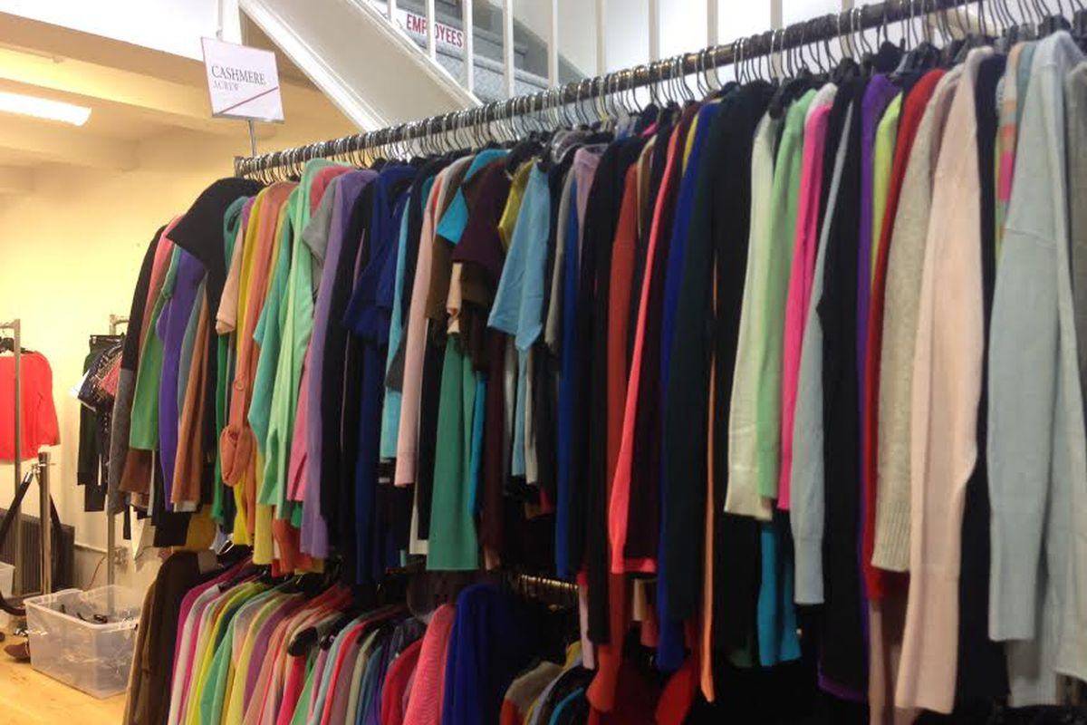 There's Plenty of Merch Left at the J. Crew Sample Sale - Racked NY