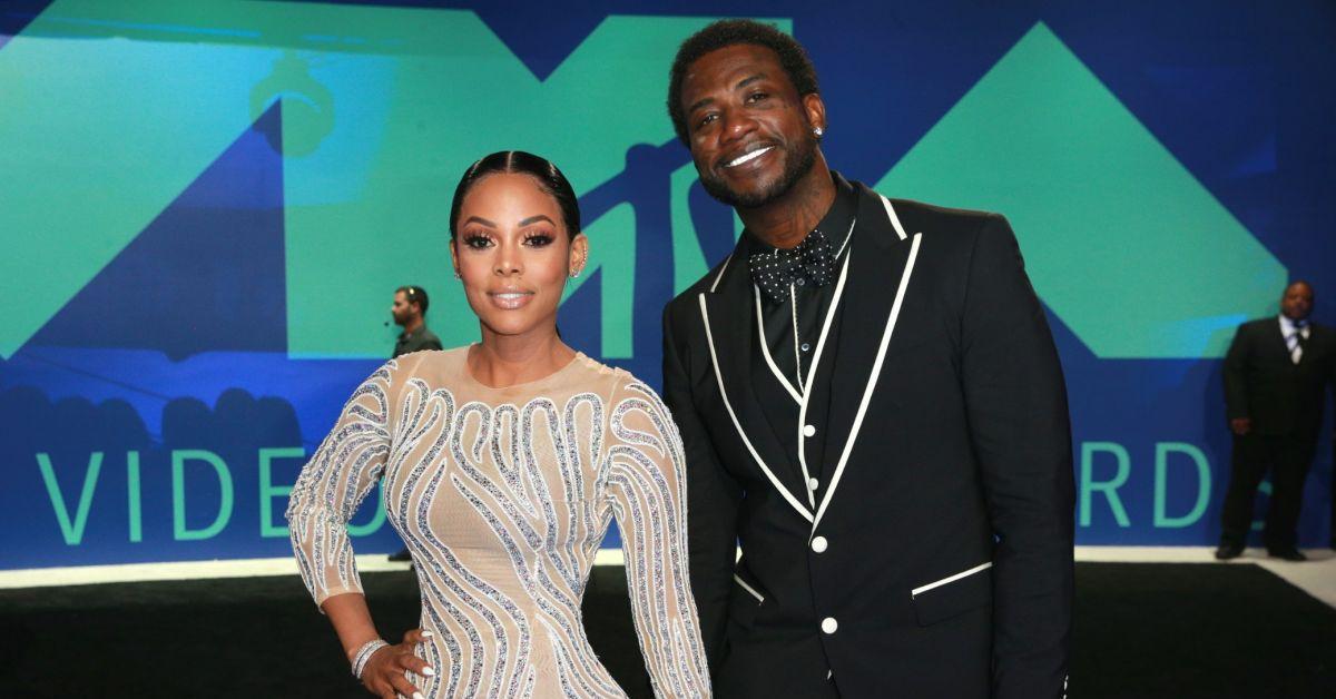 Gucci Mane and Keyshia Ka'oir welcome their little son